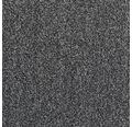 Teppichboden Velours Grace Farbe 75 anthrazit 400 cm breit (Meterware)