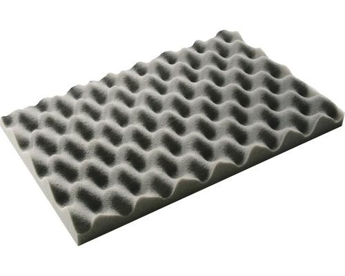 Plaque de mousse ondulée Akupur 100x200x5cm