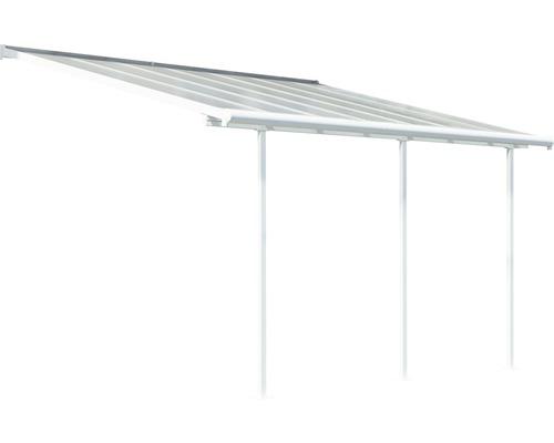 Toiture de terrasse ARON Vacanza 295x434 cm blanc