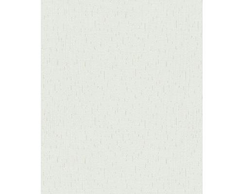 Papier peint mousse grillage 2 blanc 10,05 x 0,53 m