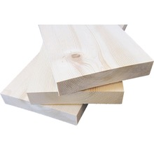 Planche de coffrage 24x120x3000 mm épicéa/sapin-thumb-1
