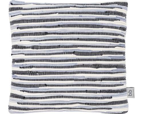 Housse de coussin Barbara Becker African Soul 2 noir-blanc 45x45 cm
