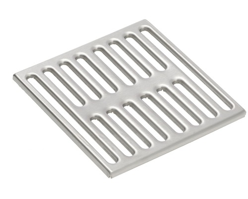 Edelstahlrost für 150 x 150 mm (144 x144 mm)
