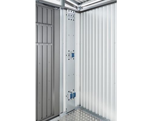 Panneau de montage électrique biohort 20x172,5 cm