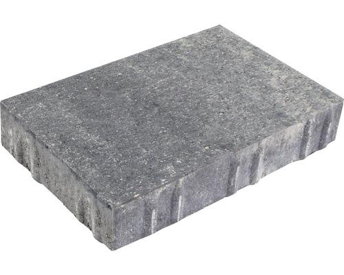 Pavé rectangulaire iWay Modern quartzite 30 x 20 x 6 cm