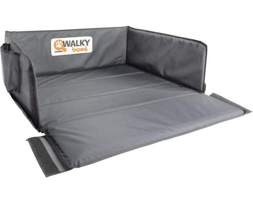 Couverture de protection pour coffre WALKY Bond 100x80 cm gris