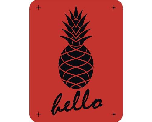 Pochoir ananas 43 x 56 cm