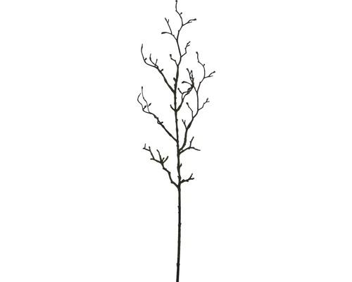 Fleur artificielle branche 78 cm brun