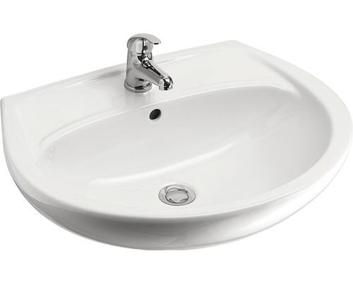 Lavabo DNP 60cm blanc