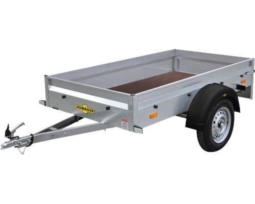 Remorque à un essieu Humbaur Steely Basic 2050x1095x300mm non freinée poids total adm. 750kg