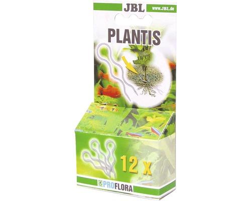 Aiguilles de plantes JBL Plantis, 12pièces