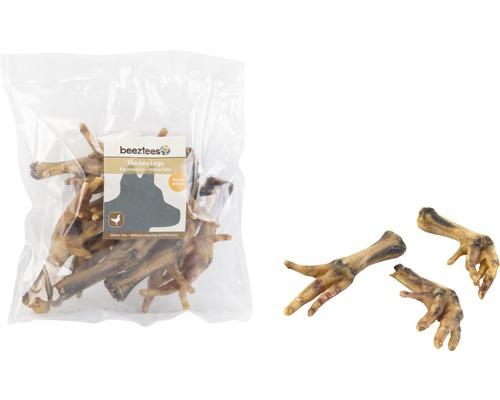 Compléments alimentaires pour chiens Beeztees Pieds de poules200g
