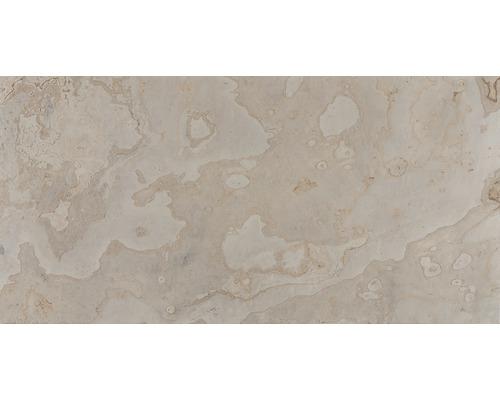 Ardoise multicolore pierre véritable Slate-Lite très fine 1,5mm Tan 30x60cm