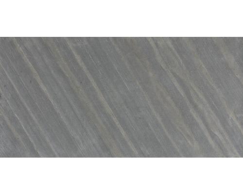 Ardoise mica pierre véritable Slate-Lite très fine 1,5mm B. black 30x60cm