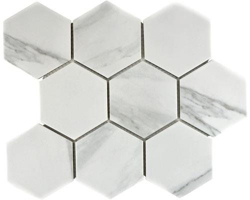 Mosaïque en céramique CIM HX9 CR 25,6x29,5cm