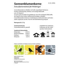 Ganzjahresvogelfutter Sonnenblumenkerne 20 kg-thumb-5