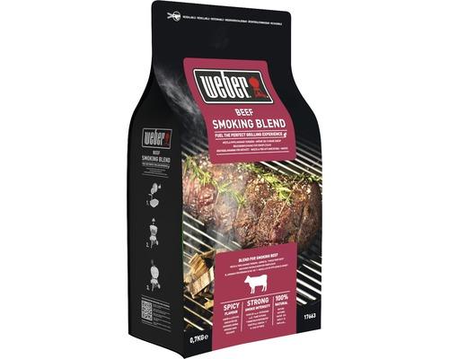 Copeaux de fumage Weber® Smokerchips Beef barbecue, fumoir, arôme