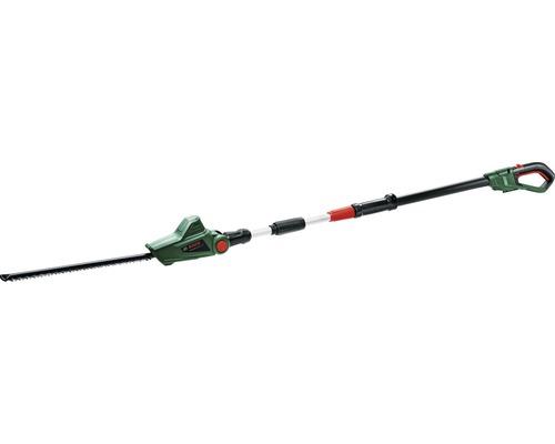 Taille-haie télescopique sans fil universelle HedgePole BOSCH 18 V sans batterie ni chargeur