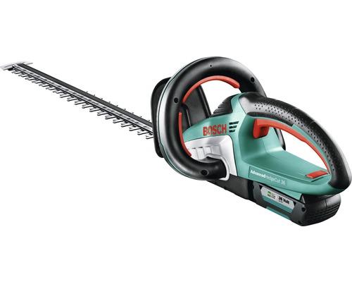 Taille-haies sans fil AdvancedHedgeCut BOSCH 36V avec accu et chargeur