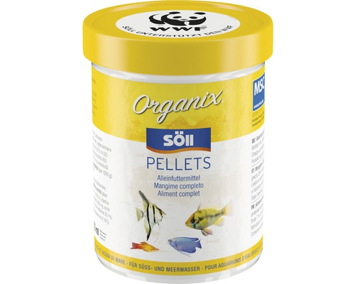 Granulés Söll Organix Pellets 270ml