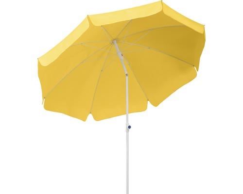 Parasol Schneider Ibiza Ø200cm H215cm jaune or