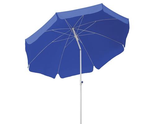 Parasol Schneider Ibiza Ø200cm H215cm bleu