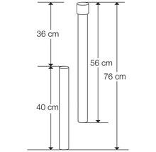 Douille de sol Schneider pour parasol Ø50cm-thumb-3