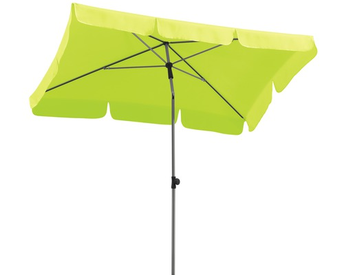 Parasol Schneider Locarno 180x120x240cm vert pomme