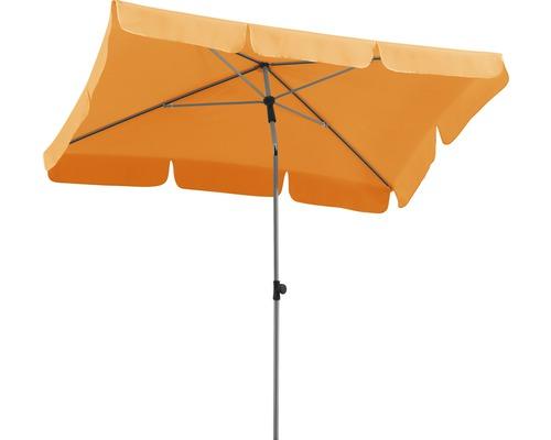 Parasol Schneider Locarno 180x120x240cm mandarine