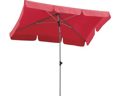 Parasol Schneider Locarno 180x120x240cm rouge