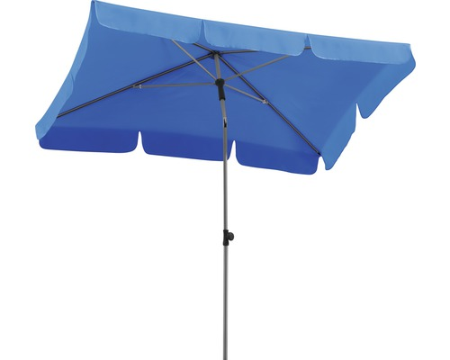 Parasol Schneider Locarno 180x120x240cm bleu royal