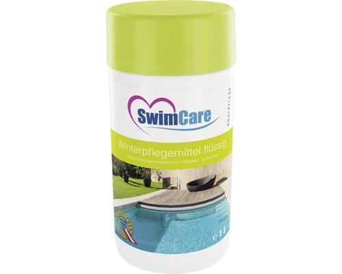 Produit d''entretien hiver piscine liquide 1l