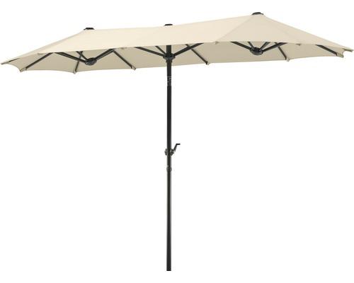 Parasol Schneider Salerno 300x150cm écru