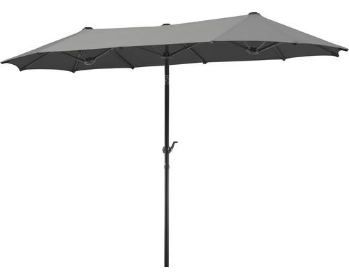 Parasol Schneider Salerno 300x150cm anthracite