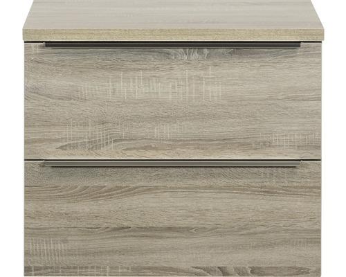 Ensemble de meubles de salle de bains Pulse chêne gris