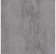 Dalle de terrasse en grès cérame fin Arrow anthracite 60,5x60,5x1,8cm rectifiée-thumb-2