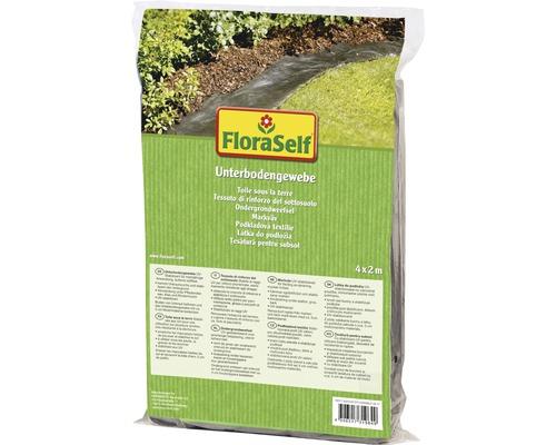 Tissu de sol FloraSelf 100g/m² 4x2m