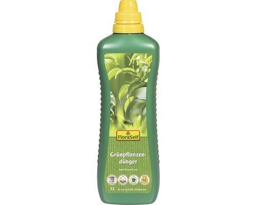 Engrais pour plantes vertes FloraSelf 1L