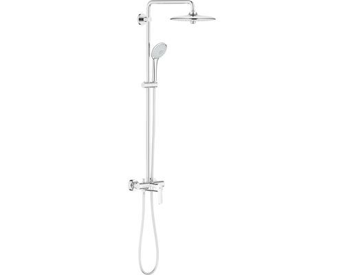 Colonne de douche avec mitigeur monocommande GROHE Euphoria 260 27473001