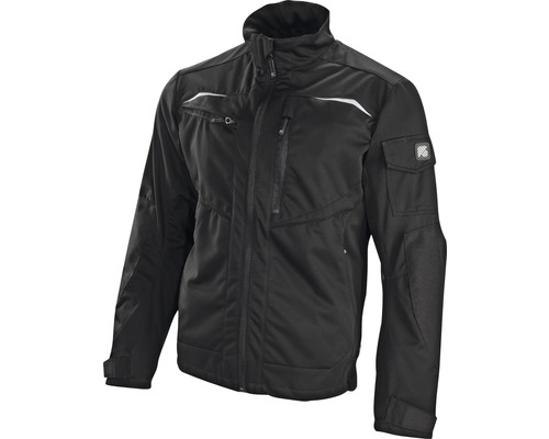 Veste ultrashell Hammer Workwear noir Taille XS