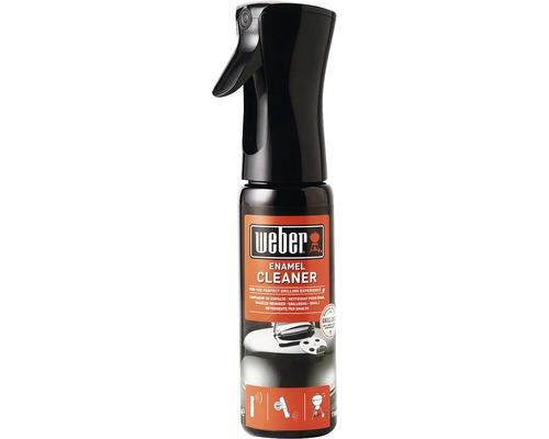Spray nettoyant émail pour barbecue Weber 300 ml, convient pour l''intérieur et l''extérieur du barbecue
