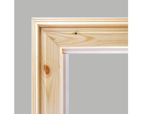 Cadre complet Pertura pin 198,5x61,0x10,0 cm droite