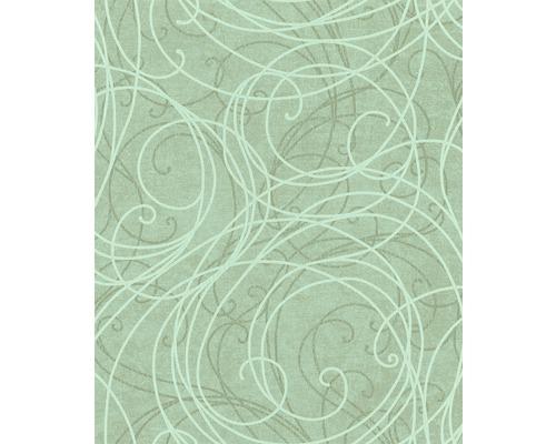Papier Peint Intisse 59105 Merino Graphique Vert Clair Hornbach