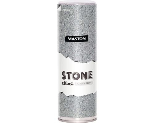 Spray effet pierre Maston gris granite 400 ml