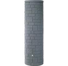 Cuve de collecte d''eau de pluie Arcado 460 litres, black granit-thumb-0