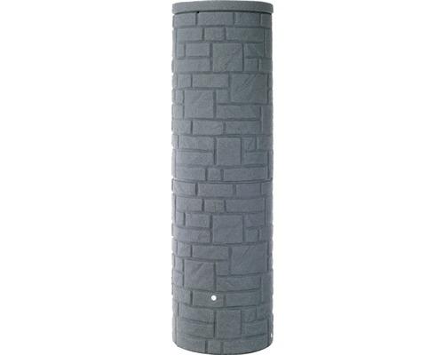 Cuve de collecte d''eau de pluie Arcado 460 litres, black granit-0