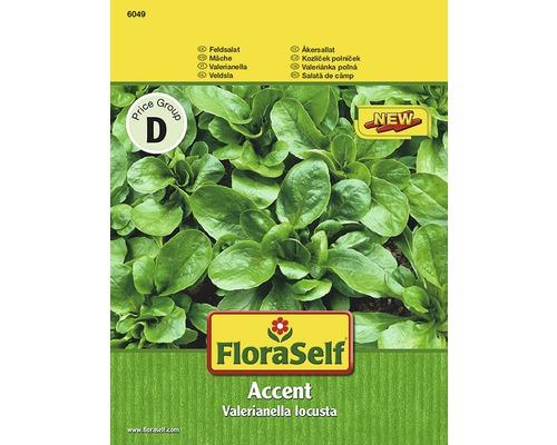 Graines de mâche ''Accent'' FloraSelf semences de légumes