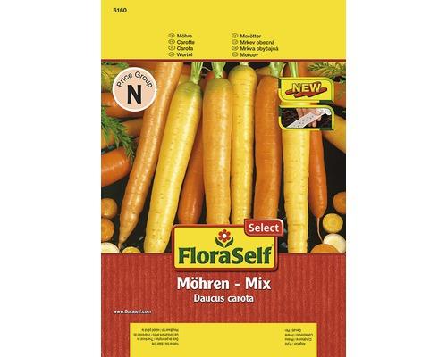 Carottes FloraSelf semences de légumes