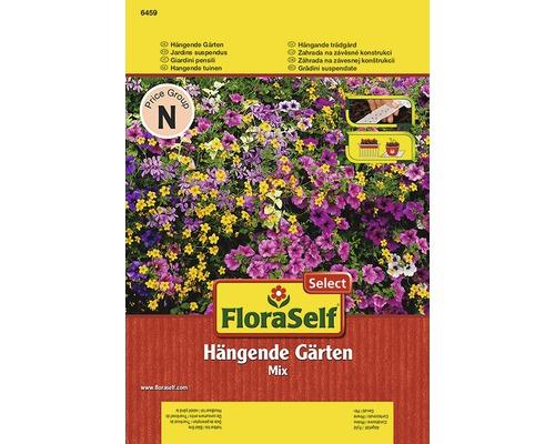 Mélange jarsuspendus FloraSelf semences de fleurs