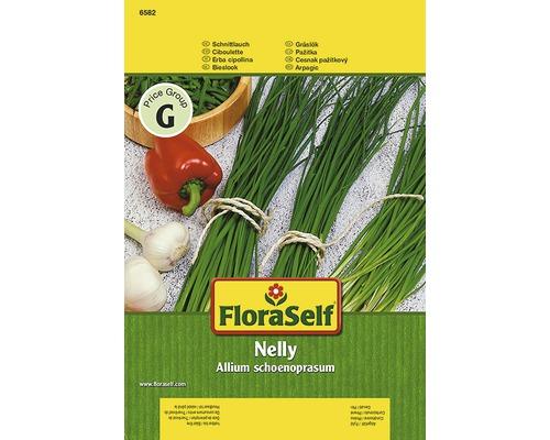 Ciboulette ''Nelly'' FloraSelf semences de fines herbes